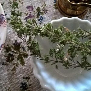 Sarriette feuilles tisane en vrac 30g