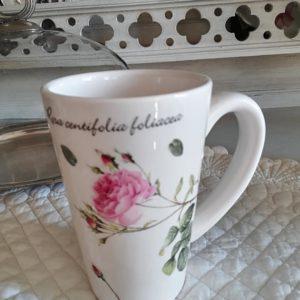 Mug Rose de Redouté