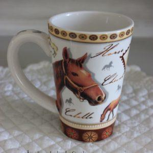Mug Cheval Passion